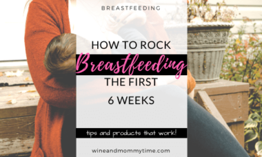 How to rock breastfeeding the first 6 weeks